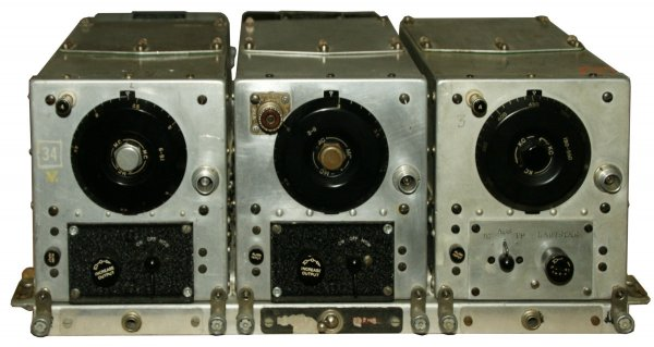 SE-219 (SCR-274): Receivers